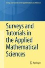 Surveys and Tutorials in the Applied Mathematical Sciences