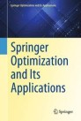 Springer Optimization and Its Applications