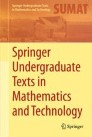 Springer Undergraduate Texts in Mathematics and Technology