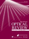 Front cover of Optical Review