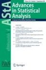 Front cover of AStA Advances in Statistical Analysis
