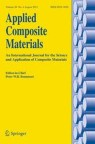 Front cover of Applied Composite Materials