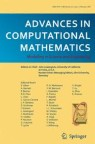 Front cover of Advances in Computational Mathematics