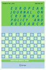 Front cover of European Journal on Criminal Policy and Research