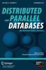Front cover of Distributed and Parallel Databases