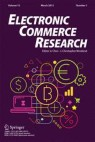 Front cover of Electronic Commerce Research