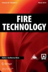 Front cover of Fire Technology