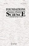 Front cover of Foundations of Science