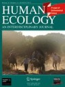 Front cover of Human Ecology
