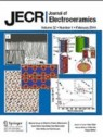 Front cover of Journal of Electroceramics