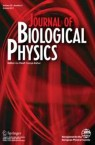 Front cover of Journal of Biological Physics