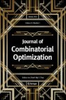 Front cover of Journal of Combinatorial Optimization