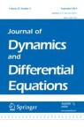 Front cover of Journal of Dynamics and Differential Equations