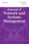 Front cover of Journal of Network and Systems Management