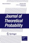 Front cover of Journal of Theoretical Probability