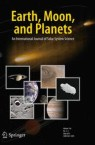 Front cover of Earth, Moon, and Planets