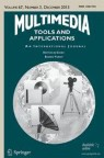 Front cover of Multimedia Tools and Applications