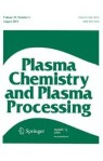 Front cover of Plasma Chemistry and Plasma Processing