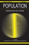 Front cover of Population Research and Policy Review