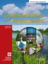Front cover of Environmental Science and Pollution Research