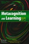 Front cover of Metacognition and Learning