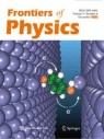 Front cover of Frontiers of Physics