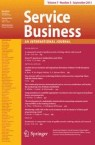 Front cover of Service Business
