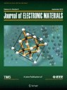 Front cover of Journal of Electronic Materials