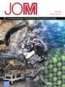 Front cover of JOM