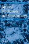 Front cover of Applied Biochemistry and Biotechnology