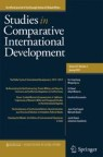 Front cover of Studies in Comparative International Development