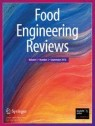 Front cover of Food Engineering Reviews