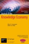 Front cover of Journal of the Knowledge Economy
