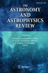 Front cover of The Astronomy and Astrophysics Review