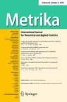 Front cover of Metrika