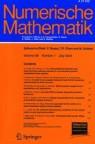 Front cover of Numerische Mathematik