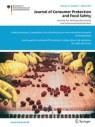 Front cover of Journal of Consumer Protection and Food Safety
