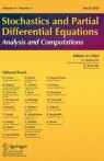 Front cover of Stochastics and Partial Differential Equations: Analysis and Computations