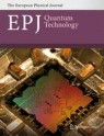 Front cover of EPJ Quantum Technology