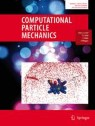 Front cover of Computational Particle Mechanics