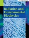 Front cover of Radiation and Environmental Biophysics