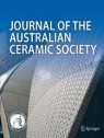 Front cover of Journal of the Australian Ceramic Society