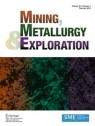 Front cover of Mining, Metallurgy & Exploration