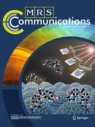 Front cover of MRS Communications